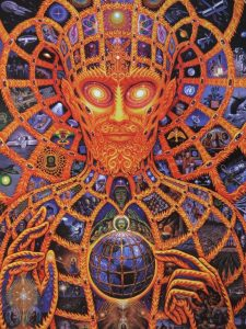 Alex Grey art